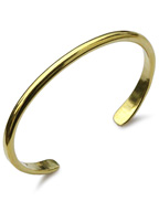 Champion Cuff (Brass / High Polish)
