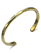 Studebaker Cuff (Brass / High Polish)