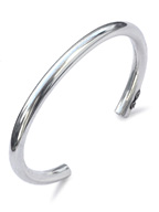 Hollow 6mm Bangle
