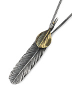 HARIM FEATHER RIGHT M ※Heart Feather Custom (Brass)