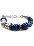 Colorfield Beads Bracelet 2 (ラピスミックス)