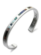 Sunbow Bangle (Narrow)