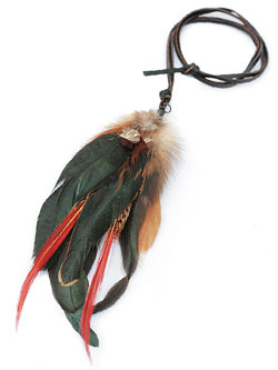 Feather NECKLACE [EDT-031]