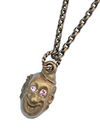 PIERROT NECKLACE (Brass)