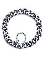 Hollow Curblink Chain Bracelet