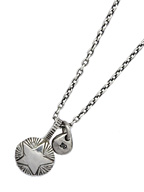 STAR CONCHA NECKLACE