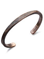 WORKSHOP CUFF (PURE COPPER / WORK PATINA)