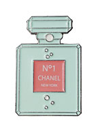 Chanel Sex & The City Pin