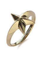 BAMBINA RING (GOLD COATING)