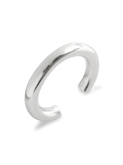 "UNKNOWN. U014 "" CHUNK "" RING / SILVER"