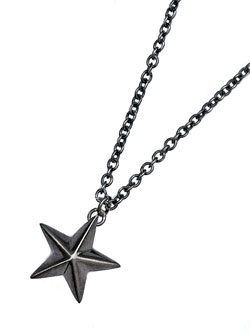 SILVER STAR NECKLACE (it's 12 midnight 限定)