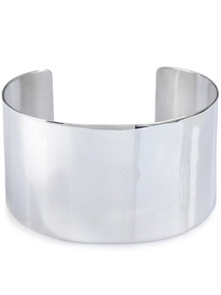 ORVILLE TSINNIE / Plate Bangle