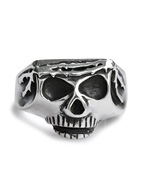 CHRIST JIMSKULL RING