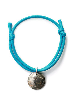 INDIAN CODE (Turquoise)