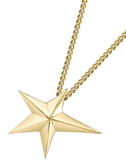 Mini Shooting Star Necklace