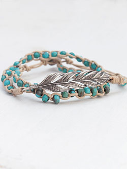Feather & Turquoise SP2