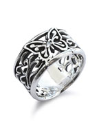 Arabesque Ageha Ring