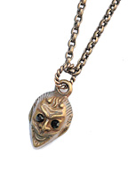 DEVIL NECKLACE (Brass)