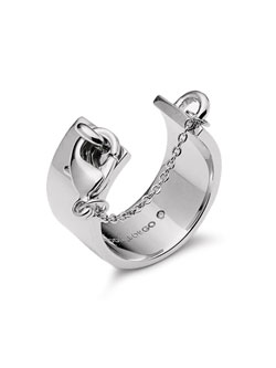 Safety Chain RIng (SILVER)