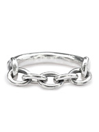 OVAL LINK CHAIN RING / VINTAGE STYLE [ED-VG17-OR02]