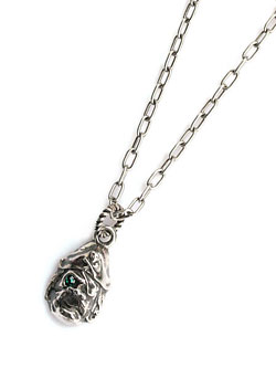 PIRATE NECKLACE (Silver)
