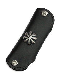 CONCHO KEY CASE (BLACK)