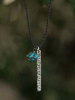 STICK ROPE TURQUOISE