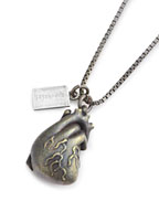 Varde77 × THEFT HEART NECKLACE