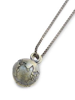 Varde77 × THEFT EARTH NECKLACE