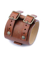 JD Cuff Bracelet (Distressed)
