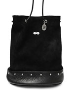 Daily Bag (Studs Bag / Black)