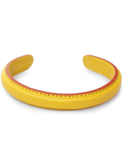 ITUAIS / CHEVRE BANGLE (YELLOW)