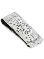 NATIVE MONEY CLIP (A)