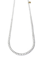 Gradation Chain Necklace [16AJK-155]